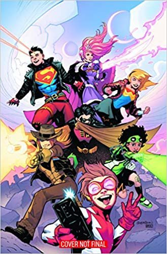 Young Justice 1