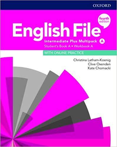 English File: Intermediate Plus: Student's Book/Workbook Multi-Pack A