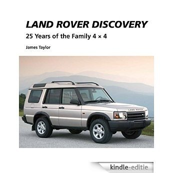 Land Rover Discovery: 25 Years of the Family 4 x 4 [Kindle-editie]