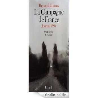 La Campagne de France (Littérature Française) (French Edition) [Kindle-editie]
