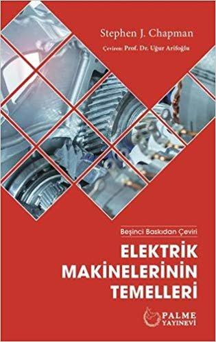 elektrik makinalarının temelleri pdf indir