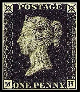 A History in Postage Stamps: Great Britain