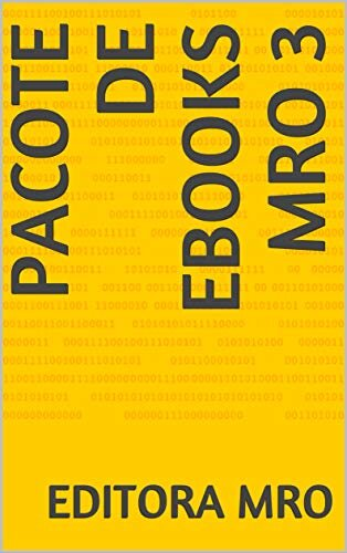 Pacote de ebooks mro 3
