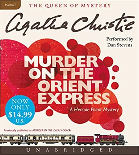 Murder on the Orient Express Low Price: A Hercule Poirot Mystery