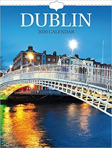 Dublin 2020 Square Wall