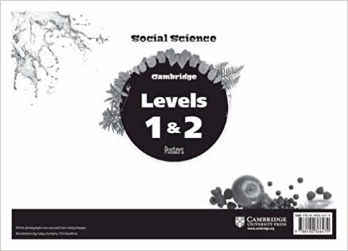Cambridge Social Science Levels 1 and 2 Posters (Social Science Primary)