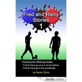 Fred and Harry Stories - 1 (English Edition) [Kindle-editie]