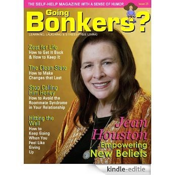 Going Bonkers? Issue 25 (English Edition) [Kindle-editie]