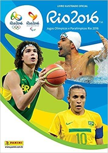 Álbum Jogos Olímpicos Rio 2016 (+10 Envelopes)