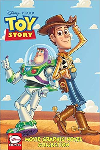Disney/Pixar Toy Story Movie Graphic Novel Collection