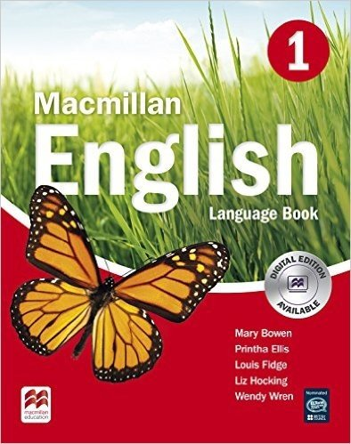 Macmillan English 1: Language Book