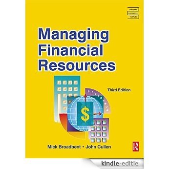 Managing Financial Resources (CMI Diploma in Management Series) [Kindle-editie]