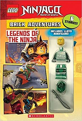 LEGO Ninjago: Legends of the Ninja (LEGO Ninjago - Masters of Spinjitzu)