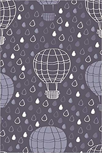 "Hot Air Balloon Sketchbook: Hot Air Balloon Bordered Sketchbook for Kids. Funny Hot Air Balloon Drawing Book For Boys and Girls (Blank Bordered ... Pages 6x9"" Hot Air Balloon Sketch Paper Book"