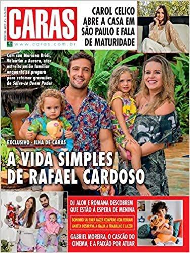 Revista Caras 1398 - 21/08/2020