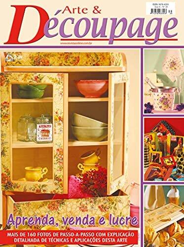 Arte & Découpage: Edição 30