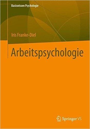 Arbeitspsychologie