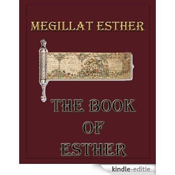 Megillat Esther: The Book of Esther (English Edition) [Kindle-editie]