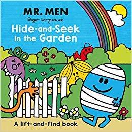 Mr Men Hide And Seek In The Garden