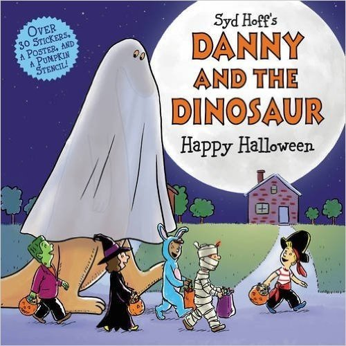 Danny and the Dinosaur: Happy Halloween