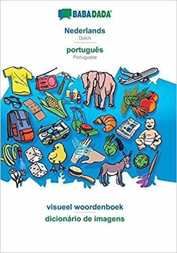 BABADADA, Nederlands - português, visueel woordenboek - dicionário de imagens