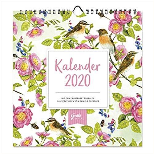 Daniela Drescher: Kalender 2020