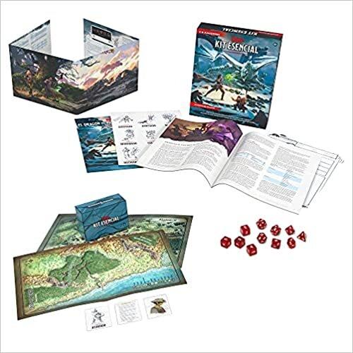 Kit Esencial de Dungeons & Dragons (Caja de D&d)