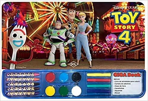 Disney - Giga Books - Toy Story 4
