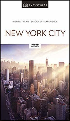 New York City (Dk Eyewitness Travel Guide)