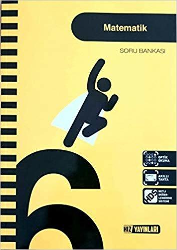 6.Sınıf Matematik Soru Bankası - Hız Yayınları