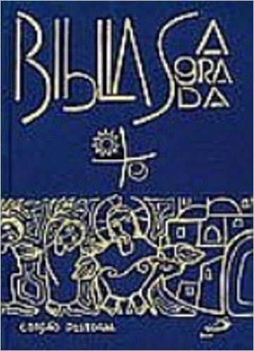 Bíblia Sagrada - Capa Cristal