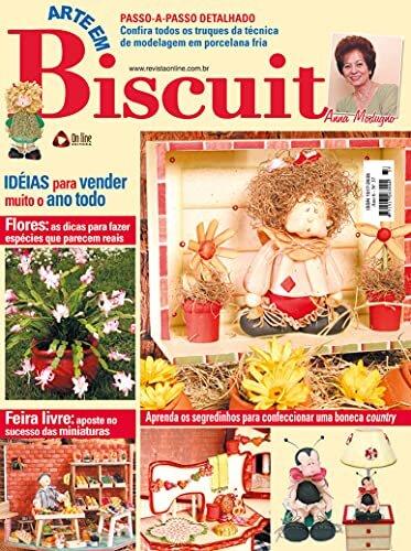 Arte em Biscuit: Edição 37