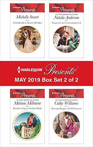 Harlequin Presents - May 2019 - Box Set 2 of 2: An Anthology (English Edition)