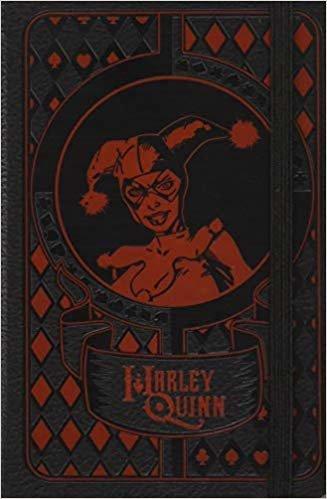 Harley Quinn Ruled Pocket Journal (Insights Journals)