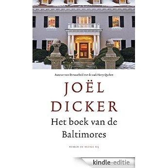 Het boek van de Baltimores [Kindle-editie]