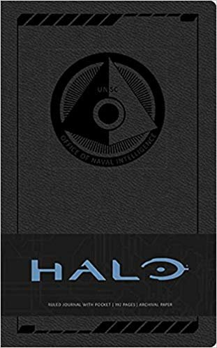 HALO HARDCOVER RULED JOURNAL (Insights Journals)
