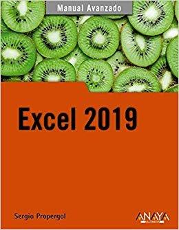 Excel 2019 (Manuales Avanzados)