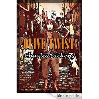 Oliver Twist (Illustrated) (English Edition) [Kindle-editie]