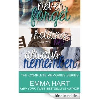The Complete Memories Series (English Edition) [Kindle-editie]