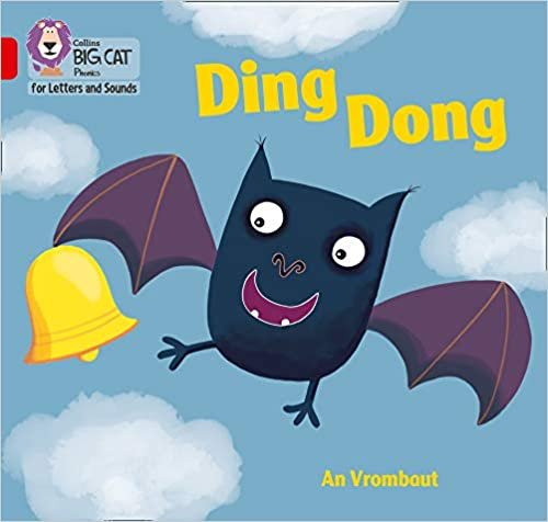 Collins Big Cat Phonics for Letters and Sounds – Ding Dong: Band 02A/Red A