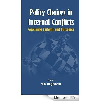 Policy Choices in Internal Conflicts: Governing Systems and Outcomes (1) [Kindle-editie]
