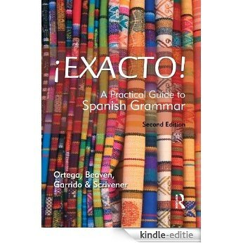 ¡Exacto! Second Edition [Kindle-editie]