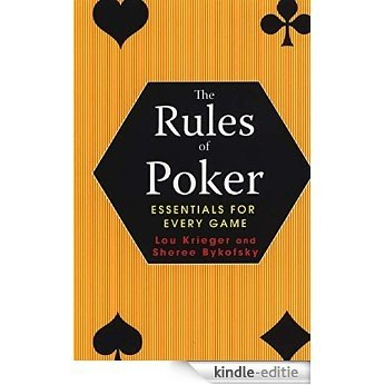 The Rules Of Poker: Essentials For Every Game [Kindle-editie]