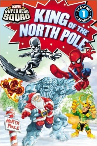 Marvel Super Hero Squad: King of the North Pole