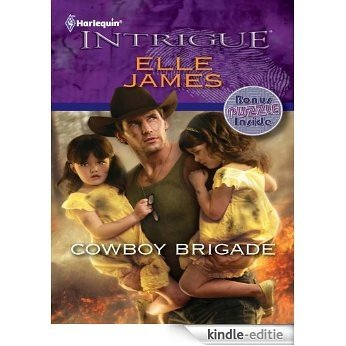 Cowboy Brigade (Daddy Corps) [Kindle-editie]
