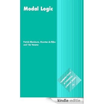 Modal Logic (Cambridge Tracts in Theoretical Computer Science) [Kindle-editie]