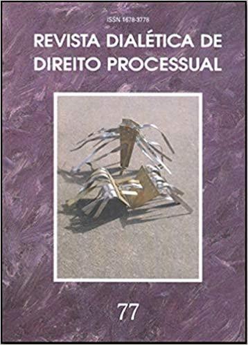 Revista Dialética De Direito Processual - Volume 77