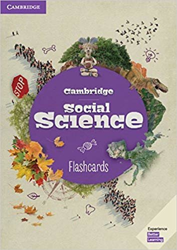 Cambridge Social Science Levels 1–6 Flashcards (Social Science Primary)