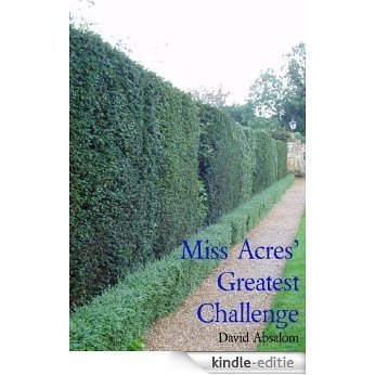 Miss Acres' Greatest Challenge (English Edition) [Kindle-editie]