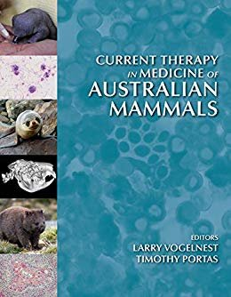 Current Therapy in Medicine of Australian Mammals (English Edition)